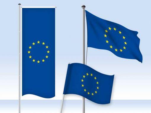Europafahnen