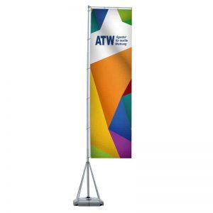 ATW Event-Fahnenmast