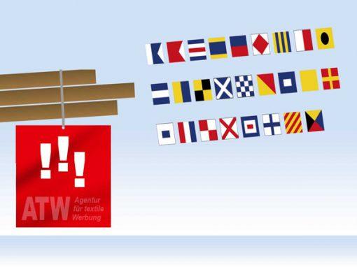 Signal- & Warnflaggen