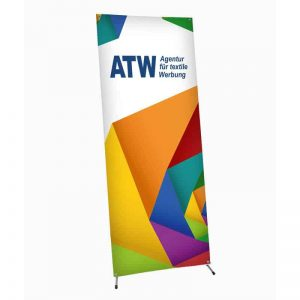 ATW X-Banner 80 x 180 cm