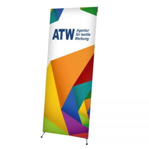 ATW X-Banner 90 x 210 cm