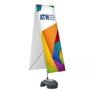 "ATW X-Banner ""Outdoor double"" 60 x 180 cm"